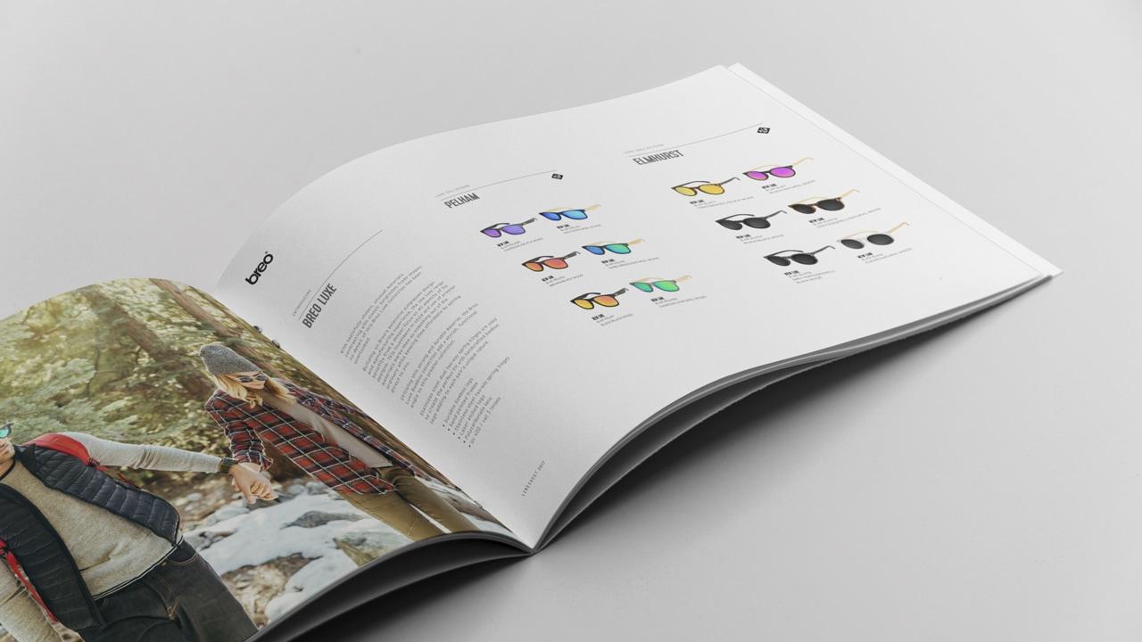 Breo Brochure Design