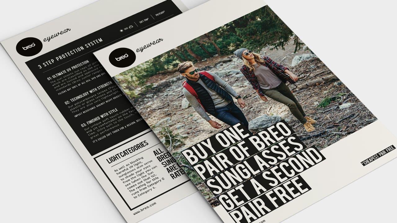 Breo Poster Design