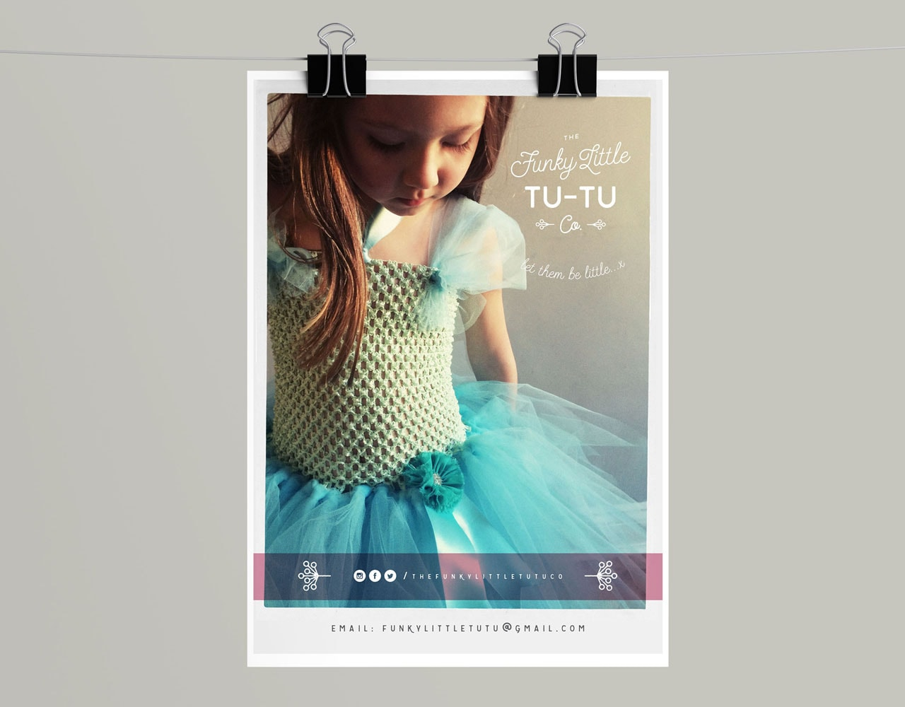 Creative Poster Mock-Up