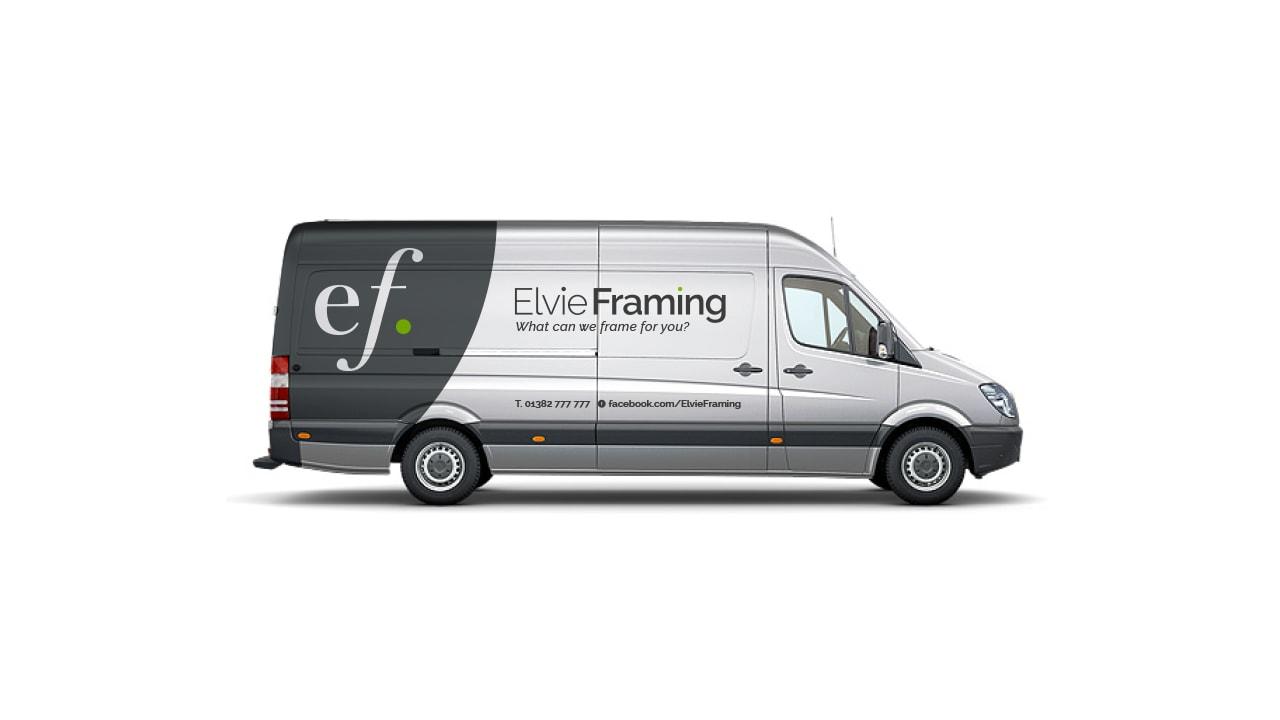Elvie Framing Vehicle Design