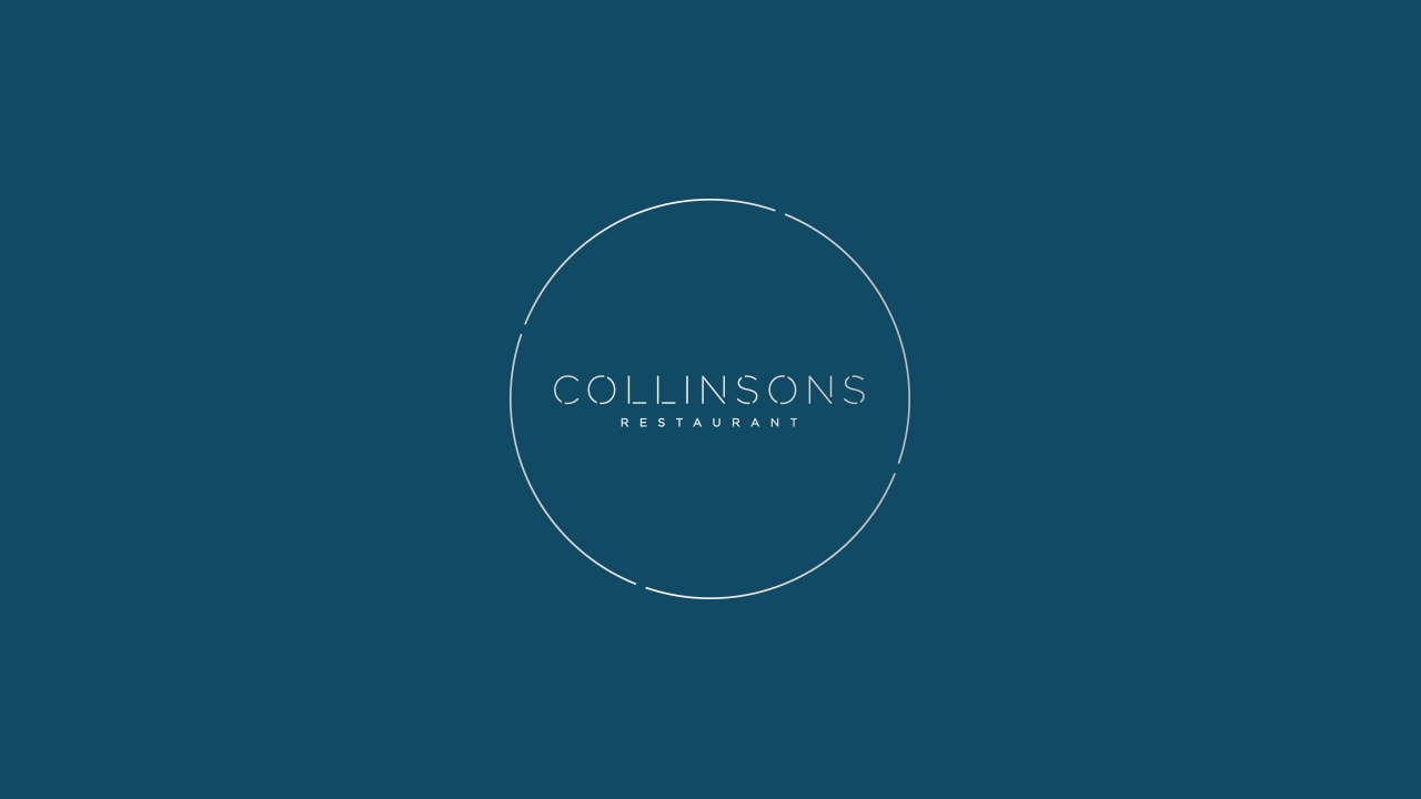 Collinsons Restaurant - Logo Design