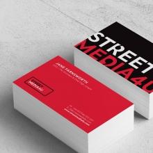 Street Media 4U Brand Design